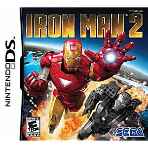 Iron Man 2 DS Game