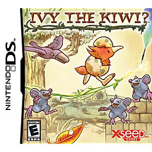 Ivy the Kiwi DS Game