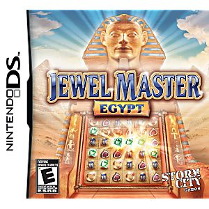 Jewel Master Egypt DS Game