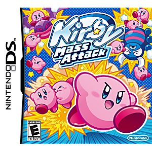 DS Kirby: Mass Attack