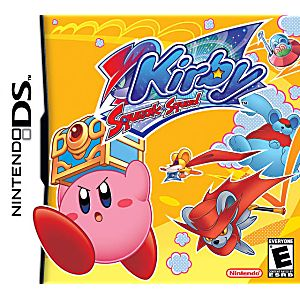 Kirby Squeak Squad DS Game