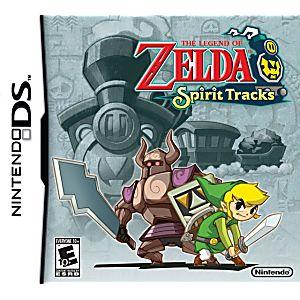 The Legend of Zelda: Spirit Tracks DS Game
