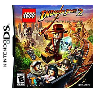 LEGO Indiana Jones 2: The Adventure Continues