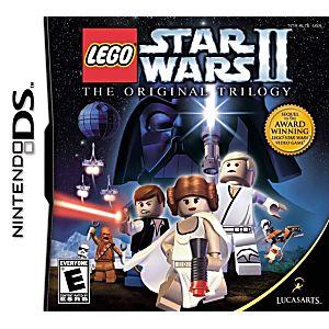 LEGO Star Wars 2 Original Trilogy