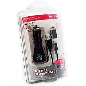 DS Lite Travel Car Power Pack (DS / DSL / GBASP)