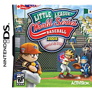 Little League World Series DS Game