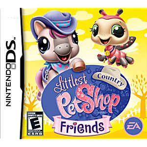 littlest pet shop country friends ds game