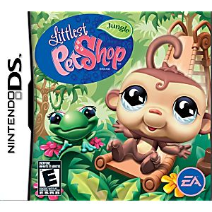 Littlest Pet Shop Jungle DS Game