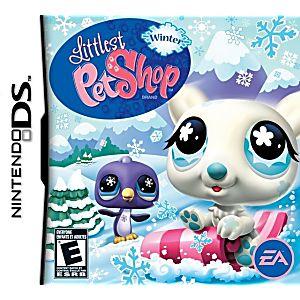 Littlest Pet Shop Winter DS Game
