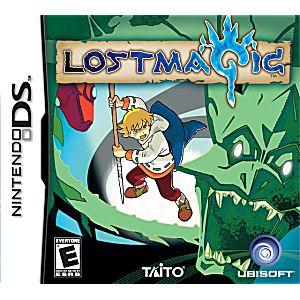 Lost Magic DS Game