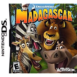 Madagascar DS Game