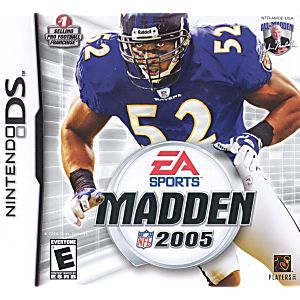 Madden 2005 DS Game