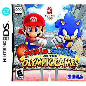 Mario and Sonic Olympic Games