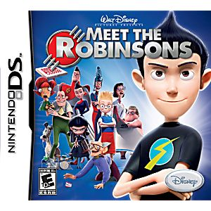 Meet the Robinsons DS Game