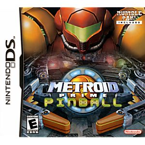 Metroid Prime Pinball DS Game