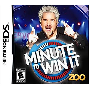 Minute to Win It DS Game
