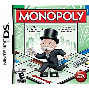 Monopoly DS Game