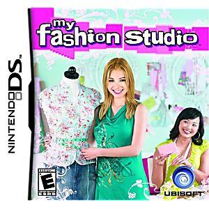 My Fashion Studio DS Game