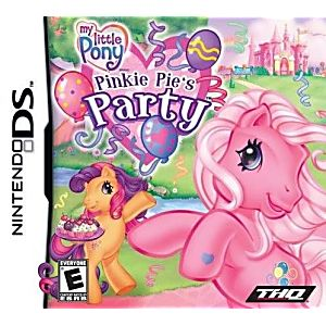 My Little Pony Pinkie Pie's Party DS Game