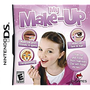 My Make-Up DS Game