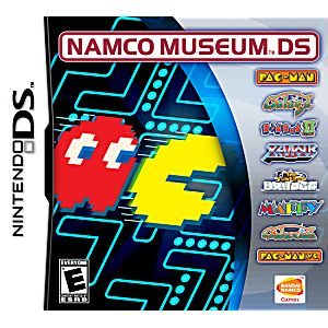 Namco Museum DS Game