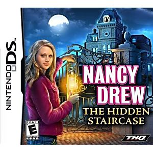 Nancy Drew The Hidden Staircase DS Game