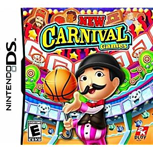 New Carnival Games DS Game
