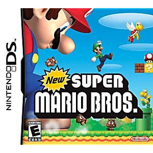 New Super Mario Bros DS Game