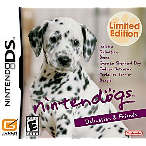 nintendogs dalmata friends espaol