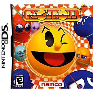 Pac n Roll DS Game