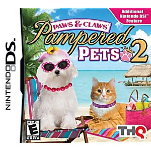 DS Paws & Claws: Pampered Pets 2