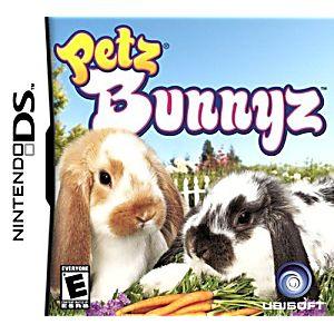 Petz Bunnyz DS Game