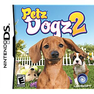 Petz Dogz 2 DS Game
