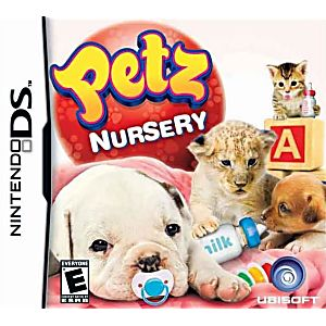 Petz: Nursery DS Game