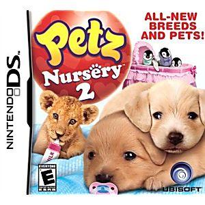 Petz: Nursery 2 DS Game