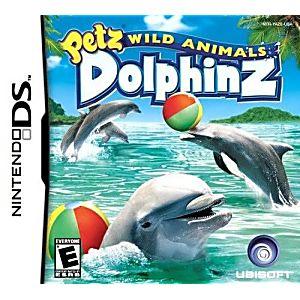 Petz Wild Animals Dolphinz DS Game