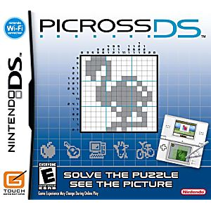 Picross DS DS Game