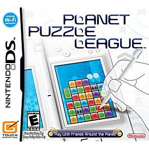 Planet Puzzle League DS Game