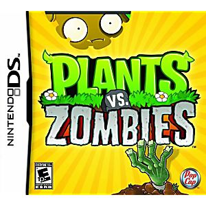 Plants vs. Zombies DS Game