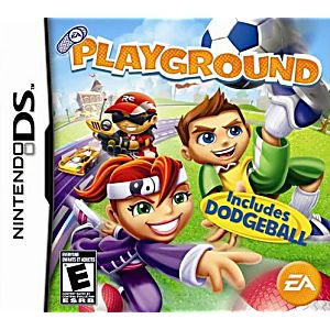 Playground DS Game