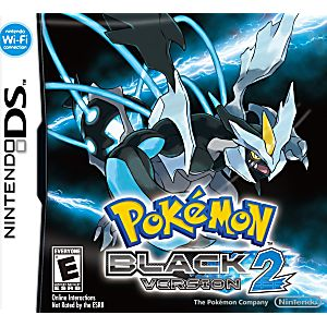 DS Pokemon Black Version 2