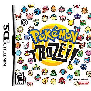 Pokemon Trozei DS Game
