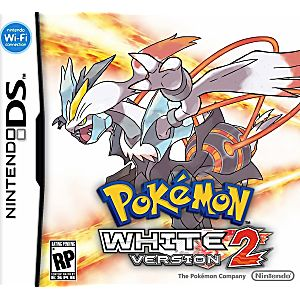 DS Pokemon White Version 2
