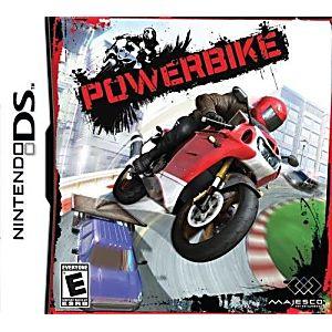 Powerbike DS Game