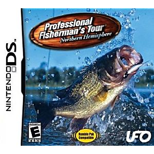 Professional Fisherman's Tour DS Game