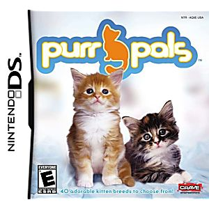 Purr Pals DS Game