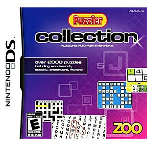 Puzzler Collection DS Game