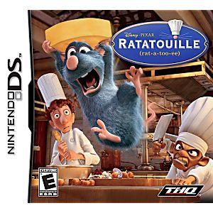 Ratatouille DS Game