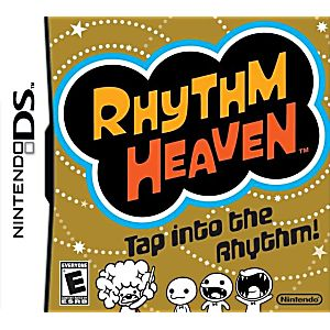 Rhythm Heaven DS Game