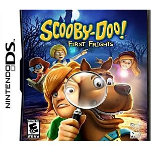 Scooby-Doo First Frights DS Game